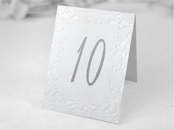 Numar de masa cod 1110