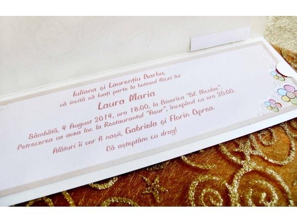 Invitatie botez cod 15311