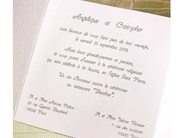 Invitatie nunta cod 31307