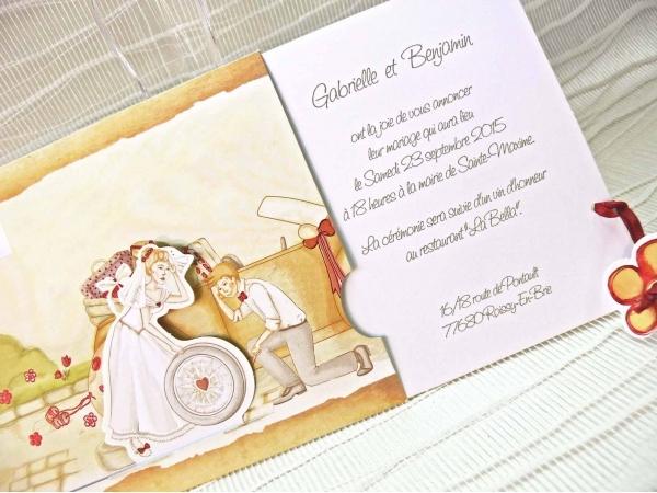 Invitatie nunta cod 31320