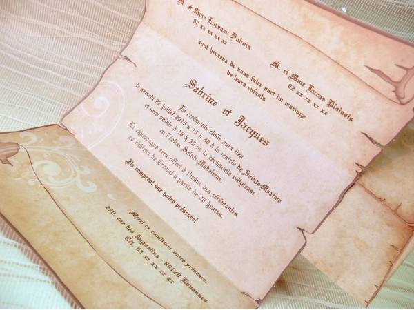 Invitatie nunta cod 32829