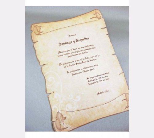 Invitatie nunta cod 32830