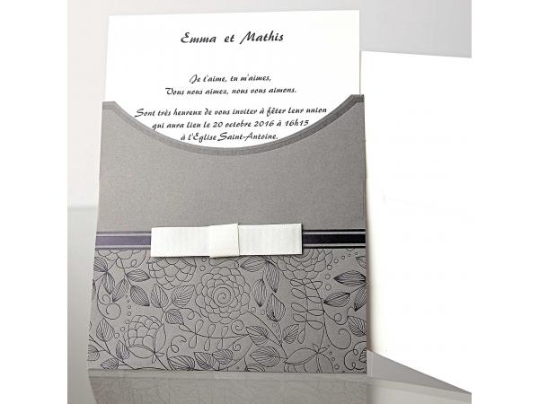 Invitatie nunta cod 34928