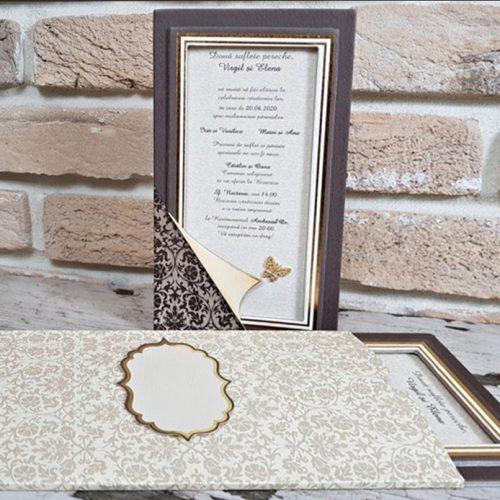 Invitatie nunta cod 3709