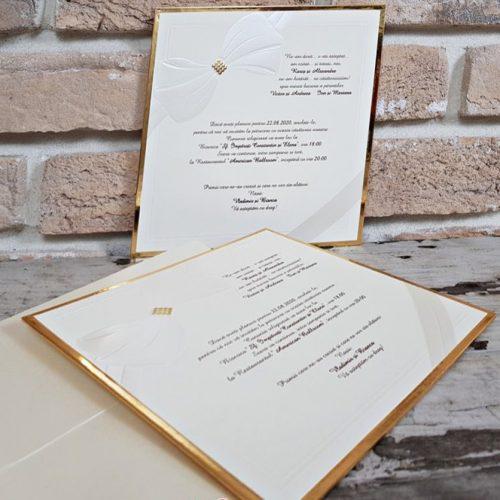Invitatie nunta cod 3710