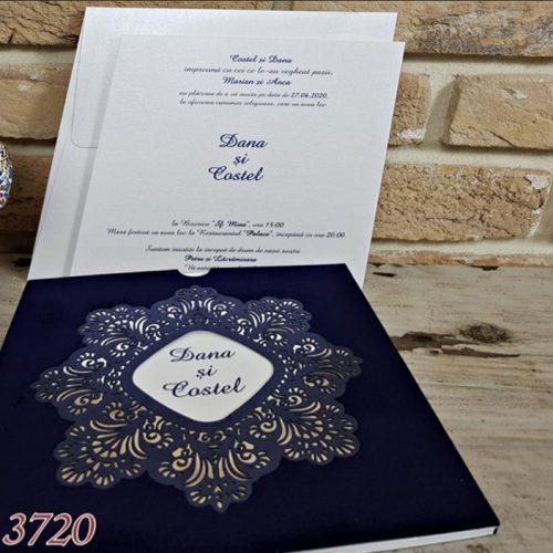Invitatie nunta cod 3720
