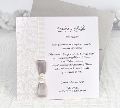 Invitatie nunta cod 39117