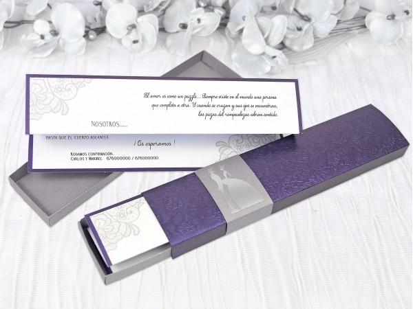 Invitatie nunta cod 39208
