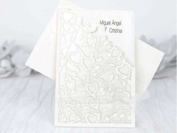 Invitatie nunta cod 39226