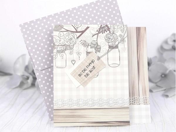 Invitatie nunta cod 39235