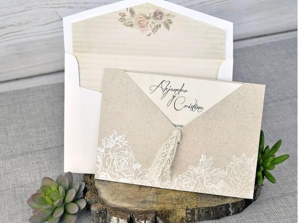 Invitatie nunta cod 39302