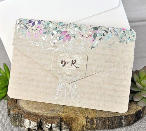 Invitatie nunta cod 39303