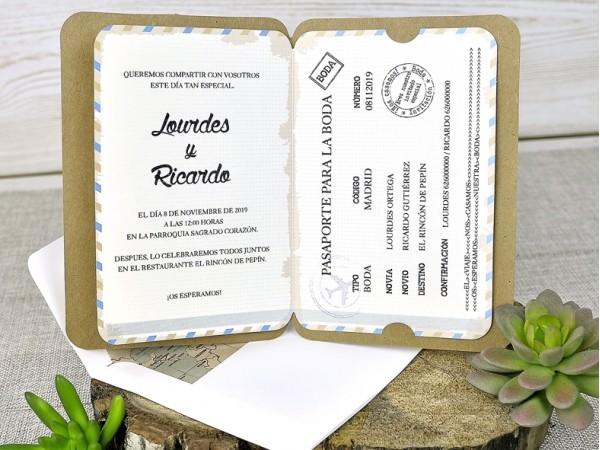 Invitatie nunta cod 39315