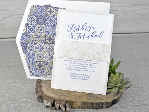 Invitatie nunta cod 39317