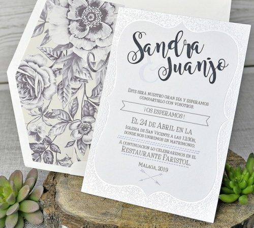 Invitatie nunta cod 39318