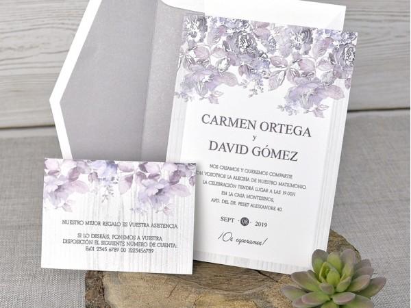 Invitatie nunta cod 39320