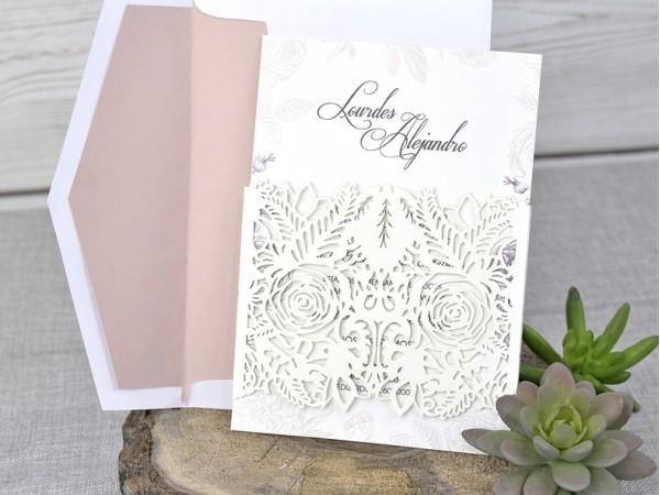 Invitatie nunta cod 39328 -1