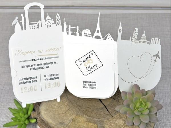 Invitatie nunta cod 39334
