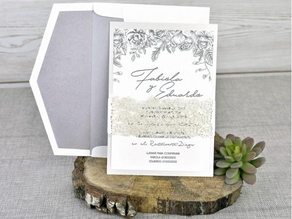 Invitatie nunta cod 39337