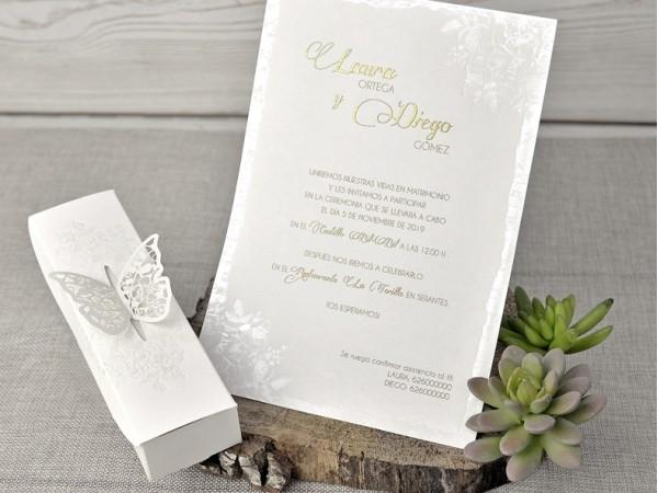 Invitatie nunta cod 39338