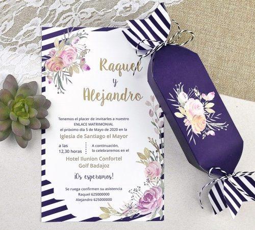Invitatie nunta cod 39607