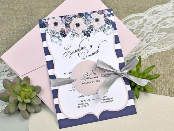 Invitatie nunta cod 39609