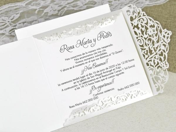 Invitatie nunta cod 39617