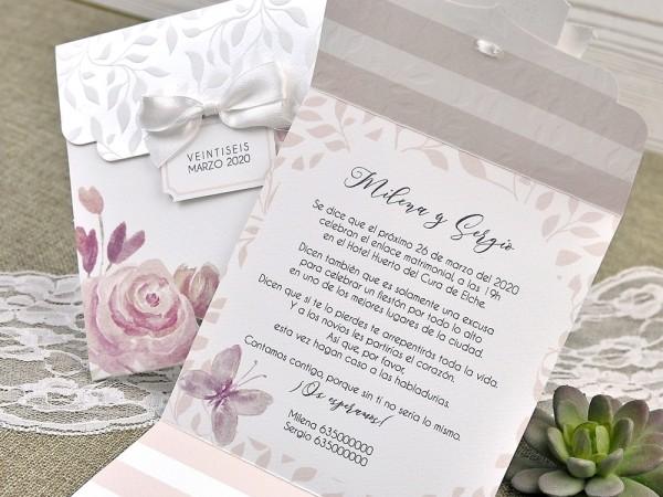 Invitatie nunta cod 39623
