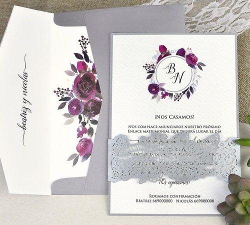 Invitatie nunta cod 39630