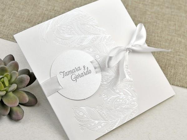 Invitatie nunta cod 39635