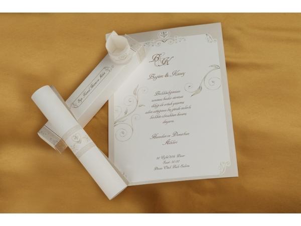 Invitatie nunta cod 50637