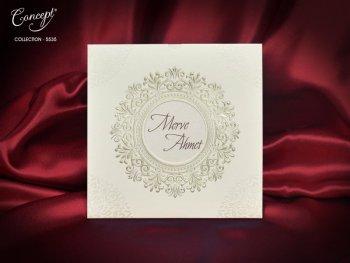 Invitatie nunta cod 5535