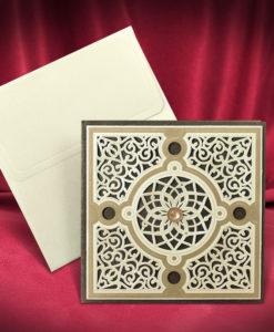 Invitatie nunta cod 5536