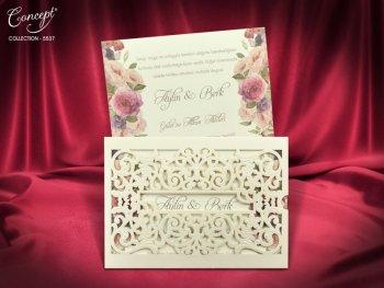 Invitatie nunta cod 5537
