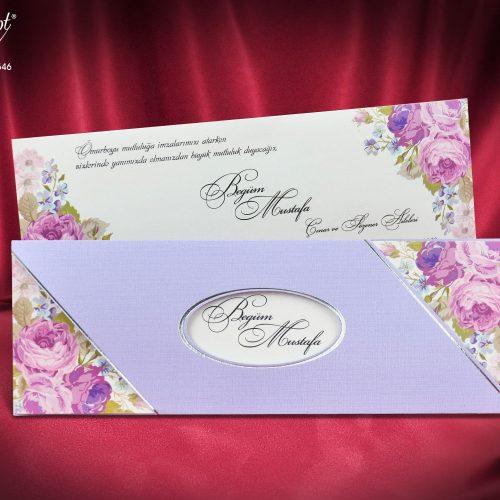 Invitatie nunta cod 5546