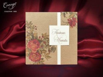 Invitatie nunta cod 5555