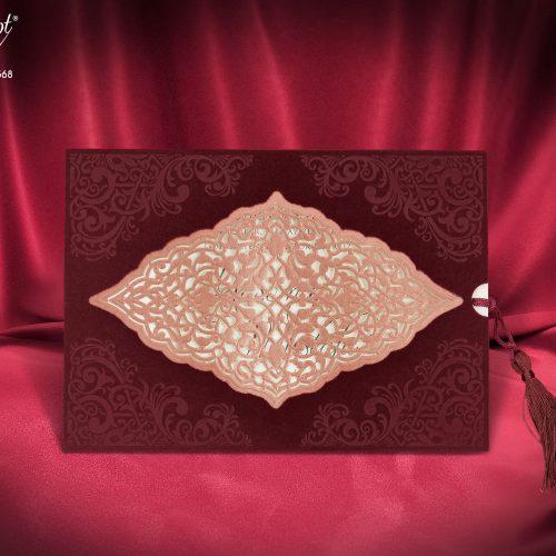 Invitatie nunta cod 5568