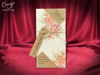 Invitatie nunta cod 5569