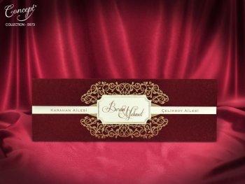 Invitatie nunta cod 5573