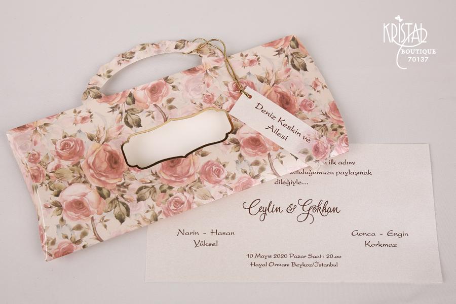 Invitatie nunta cod 70137