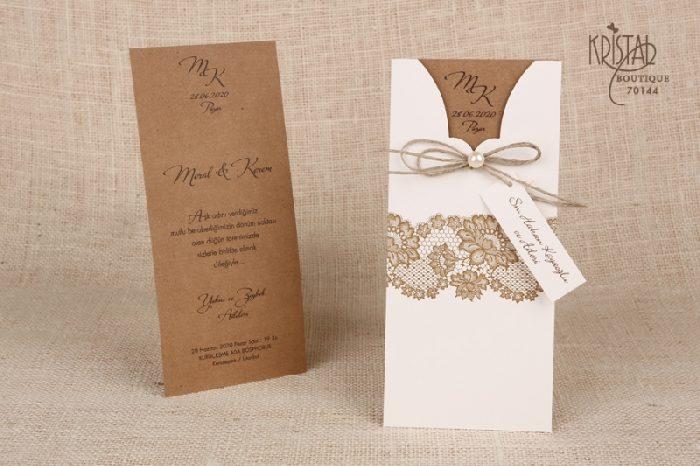 Invitatie nunta cod 70144