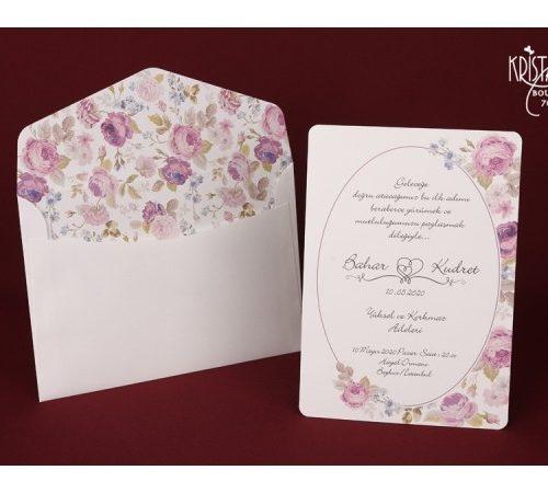 Invitatie nunta cod 70145