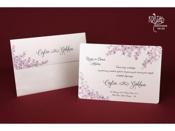 Invitatie nunta cod 70154