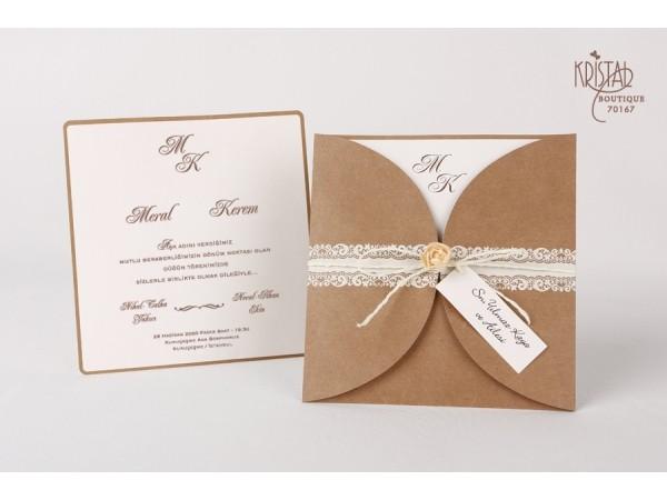 Invitatie nunta cod 70167