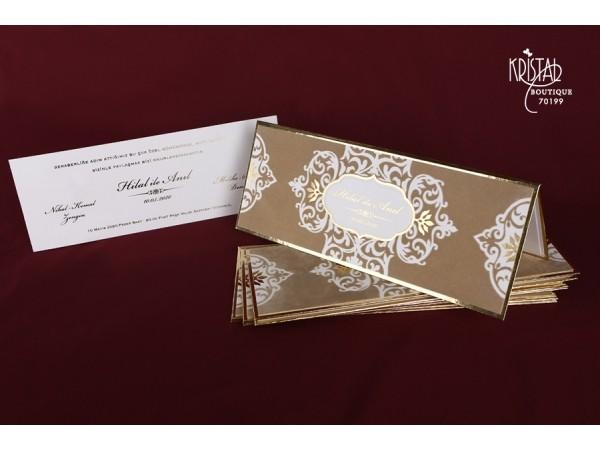 Invitatie nunta cod 70199