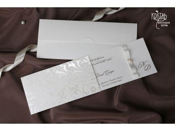 Invitatie nunta cod 70798