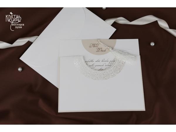 Invitatie nunta cod 70799
