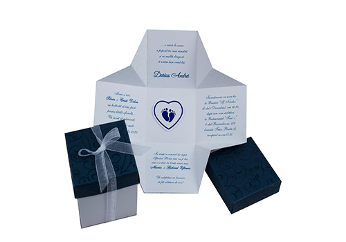 Invitatie botez cod 8030