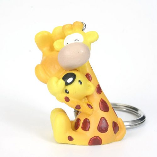 Marturie breloc girafa