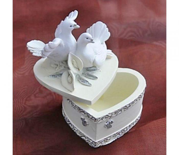 Marturie ceramica porumbei
